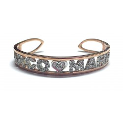 BRACCIALE RIGIDO BASE ROSE'